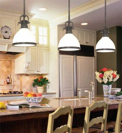 4 Key Benefits of Using Kitchen Pendant Lighting