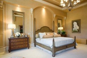 bedroom lighting design