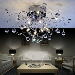 Bedroom, Crystal Chandeliers, Search LightInTheBox