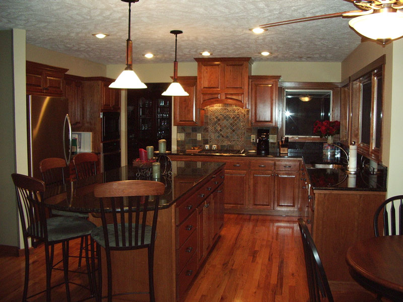 General Lighting with Kitchen Ceiling Lights Interior