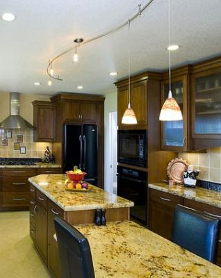 stylish kitchen lighting ideas track lighting interior lighting