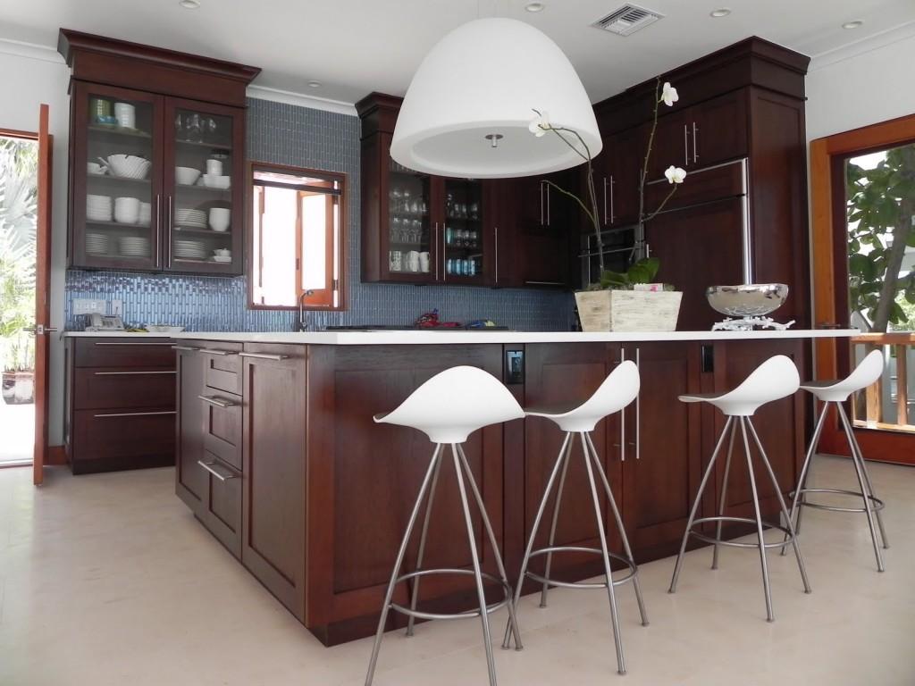 oversized kitchen light fixture