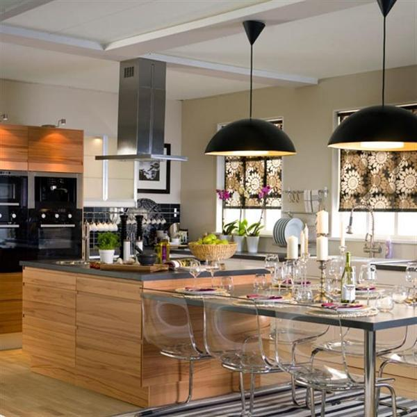 Kitchen Dining Lighting Ideas: Interior Lighting Options -Interior Lighting Options